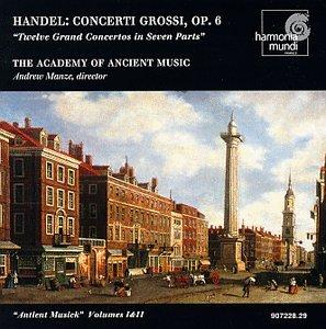 Handel - Concerti grossi, op. 6 / AAM · Manze