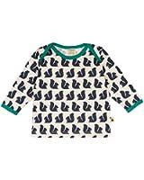 loud + proud Unisex Baby Sweatshirt 256, Animalprint