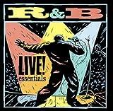 echange, troc Various Artists - R&B: Live Essentials