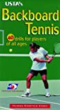 USTA's Backboard Tennis Video [VHS]