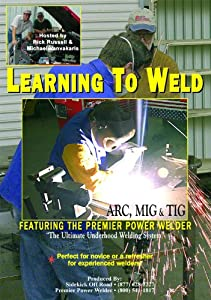 Learning To Weld