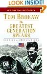 The Greatest Generation Speaks: Lette...