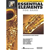 Essential Elements for Band - Book 1 with EEi: Bb Tenor Saxophone