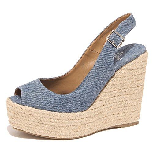 3339P sandalo donna CASTANER blu shoe sandal woman [36]