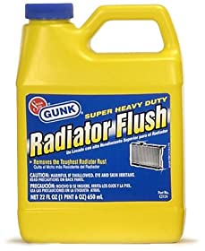 Motor Medic by Gunk C2124-12PK Super Heavy Duty Radiator Flush - 22 oz., (Case of 12)