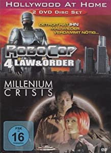 Robocop 4 : Law & Order / Millenium Crisis - 2 DVD Set