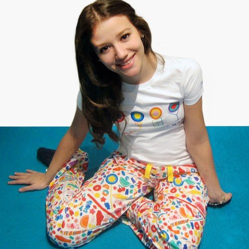 Dylan's Candy Bar Drawstring Candy Spill Pajama Pants - Women