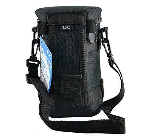 JJC DLP-5 imperméable pour intérieur Deluxe Étui pour objectif-Dimensions: 120 x 220 mm