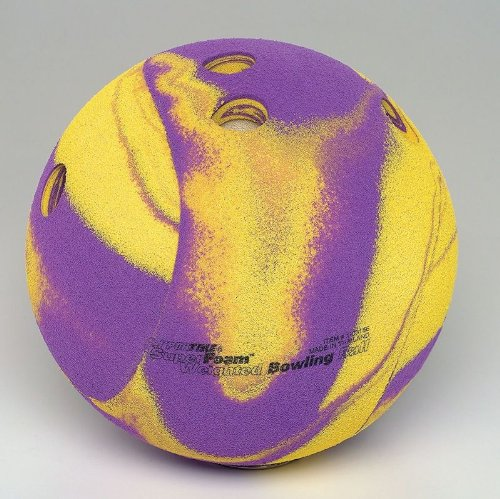 Sportime UltraFoam Weighted Bowling Ball