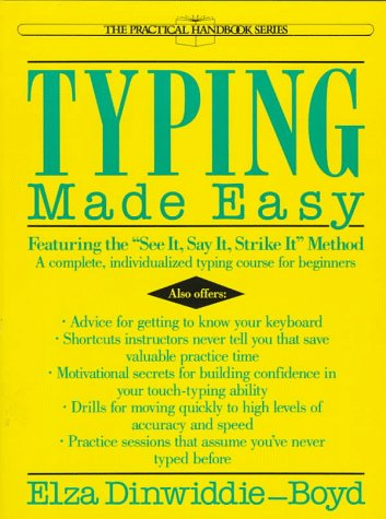 Typing Made Easy (The Practical Handbook Series)
