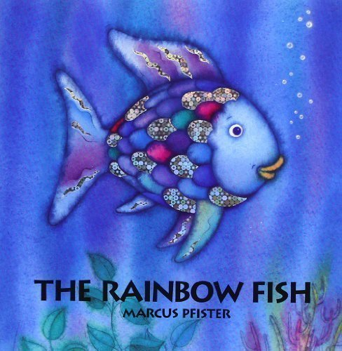 The Rainbow Fish Board Book by Pfister, Marcus published by North-South / Night Sky Books (1996) BoardBook (Rainbow Fish Book compare prices)