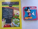 img - for Comprehensive Curriculum of Basic Skills, Preschool, Paperback Buy 1 Get 1 Free: Disney Mickey Foam Covered Board Book book / textbook / text book