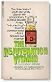 VITAMIN E the Rejuvenation Vitamin