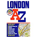 London Street Atlasby Geographers' A-Z Map...