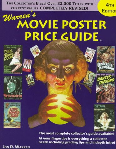 Movie poster online price guide