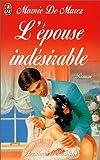 echange, troc Marnie De Marez - L'épouse indésirable