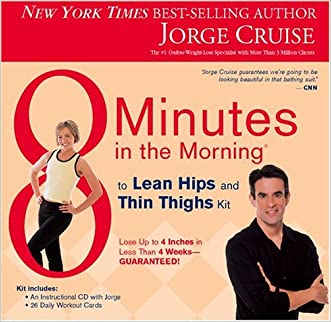 8 Minutes in the Morning to Lean Hips and Thin Thighs Kit