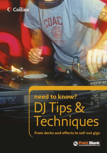DJ Tips and Techniques (Collins Need to Know?) PDF