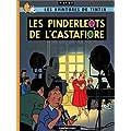 Les Bijoux de la Castafiore / Les Pinderleots de l'Castafiore (�dition en picard)