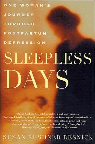 Sleepless Days: One Woman'S Journey Through Postpartum Depression front-664679