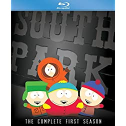 South Park: Complete First Season [Blu-ray]