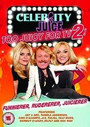 Celebrity Juice - Too Juicy for TV 2! [DVD]