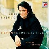 Yuri Bashmet (Viola) : Brahms;Shostakovich
