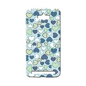 BLUEDIO Designer 3D Printed Back case cover for Asus Zenfone Max - G5081