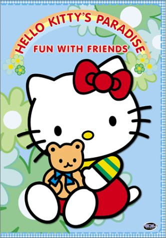 Hello Kitty's Paradise 2: Fun With Friends [DVD] [2002] [Region 1] [US Import] [NTSC]