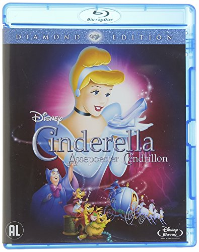 Cinderella Complete Blu-ray Collection [UK Import]