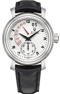 Bulova Accutron Amerigo Men's Quartz Watch 63C102