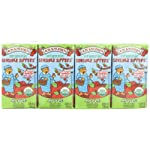 R.W. Knudsen Family Sensible Sippers Organic Apple Juice Box, 8-Count, 4.23 Ounce (Pack of 5)
