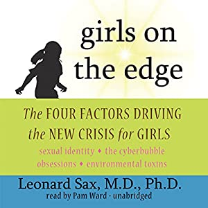 Girls on the Edge Audiobook