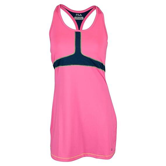 Fila Women's Glow Comfort Logo Tennis Dress