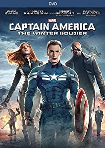 Captain America: The Winter Soldier (DVD) from Walt Disney Studios Home Entertainment