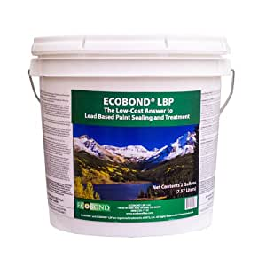 ECOBOND LBP 2-Gal. Lead Based Paint Treatment and Sealant, Latex