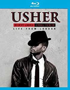 Usher: OMG Tour Live From London [Blu-ray]