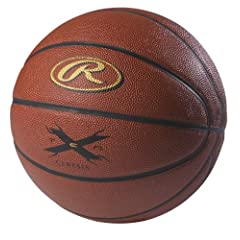 Buy Rawlings GENW2 Genesis II Ten Panel RX400 Composition Basketball (Intermediate 28.5) by Rawlings
