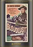 Cover art for  Bloodlust (1961)