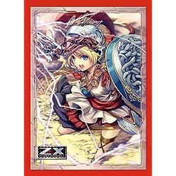 キャラクタースリーブコレクション Z/X -Zillions of enemy X- 「戦略の女神アテナ」