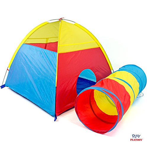 Dome-and-Tunnel-Play-Tent-Set-for-Children-  sc 1 st  Discount Tents Nova & Dome and Tunnel Play Tent Set for Children u2013 Kids Pop Up Play Tent ...