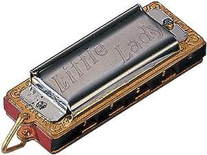 Hohner Inc. 39BX Little Lady Harmonica, C