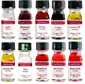 Lorann Oils Dram 10 Pack FF#1 Fruit Flavor (Pack of 10), 1 Dram