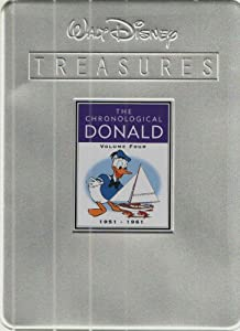 Walt Disney Treasures: The Donald Duck Volume Four (1951-1961)