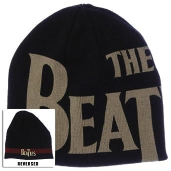 The Beatles - Logo Reversible Beanie