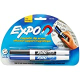Expo Magnetic Dry Erase Board Eraser and Marker Holder