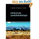 Lehrbuch Der Landschaftsökologie (German Edition)