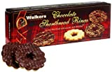 Walkers Shortbread Chocolate Rings, 5.30-Ounce (Pack of 4)