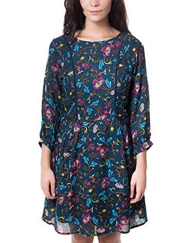 RIVERSIDE Kleid Musgo dunkelblau