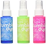 SEI Tie-Dye Tumble-Dye, Noen Kit with Idea Book, 3-Pack